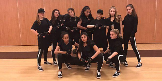 Team Diff Dance Center naar wk hiphop in Schotland