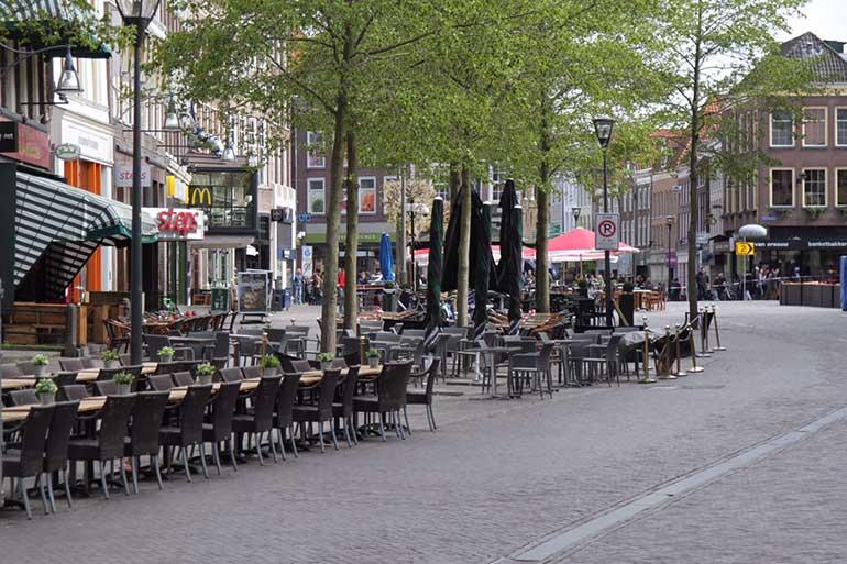 Bommelding McDonald's Zwolle