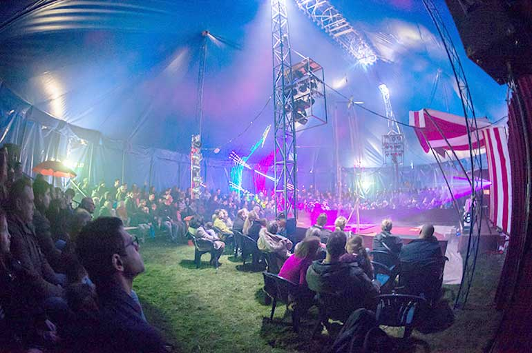 Magic Circus Stadshagen