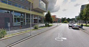 Ongeluk Obrechtstraat