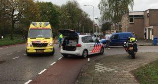 Ongeluk Scheldelaan Waallaan