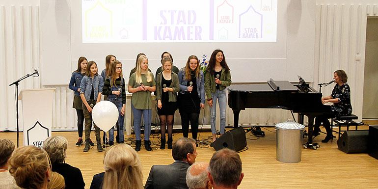 opening Stadkamer Zwolle