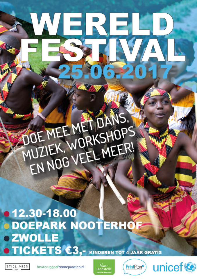 Unicef Wereldfestival Nooterhof