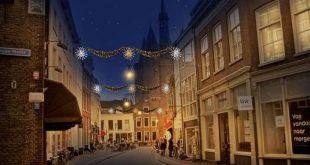 Verlichting binnenstad Zwolle