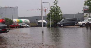 Vandaag opnieuw kans op noodweer, code geel in Zwolle vanaf 12.00 uur