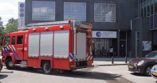 Brand stadion PEC Zwolle
