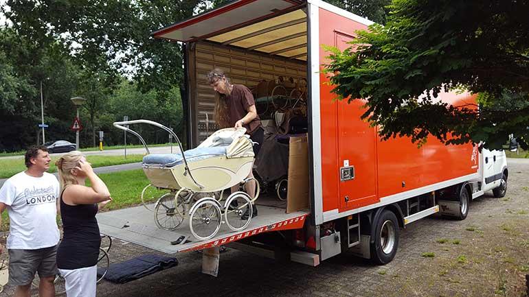 Kinderwagen Museum Zwolle