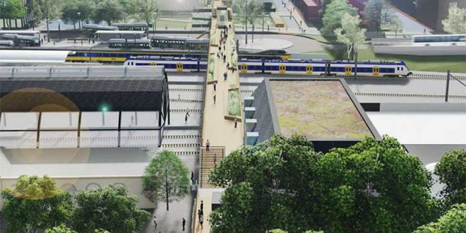 Nieuwe plannen voor station Zwolle