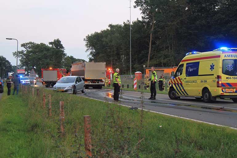 Dodelijk ongeluk Zwolle