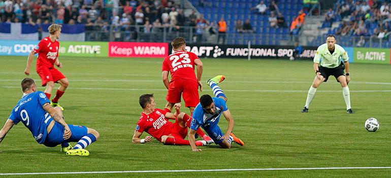 PEC Zwolle - FC Twente