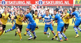 PEC Zwolle Roda JC