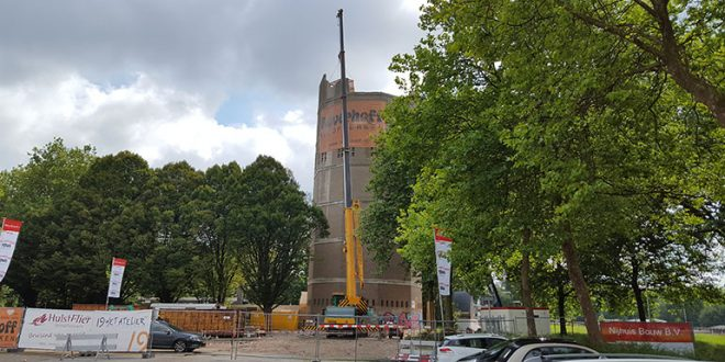 Watertoren Zwolle appartementen