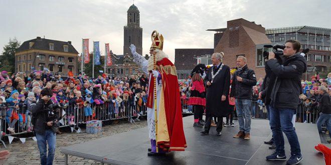 Sinterklaas Zwolle