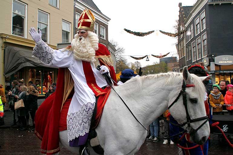 Intocht Sinterklaas Zwolle