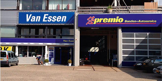 Winterbanden Zwolle bij Van Essen