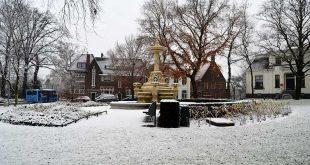 Zwolle ontwaakt met laagje sneeuw, waarschuwing voor gladheid