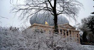 Prognose: Kans op sneeuw in Zwolle neemt toe