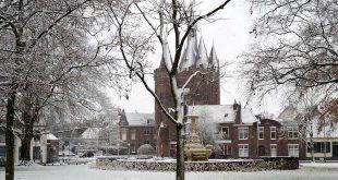 Weerplaza: Woensdag sneeuw door heel Nederland