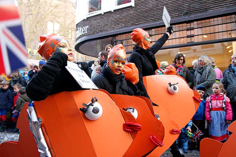 Carnaval Zwolle