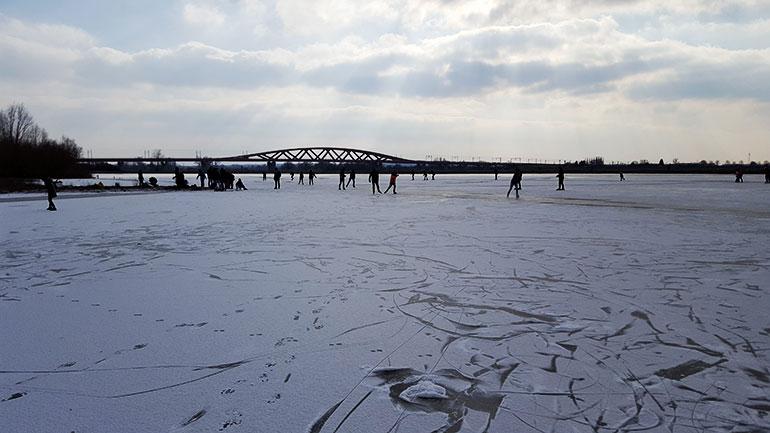 Schaatsen in Zwolle