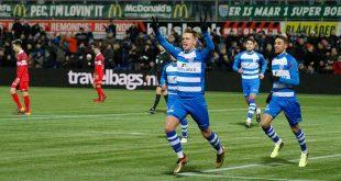 PEC Zwolle Heerenveen