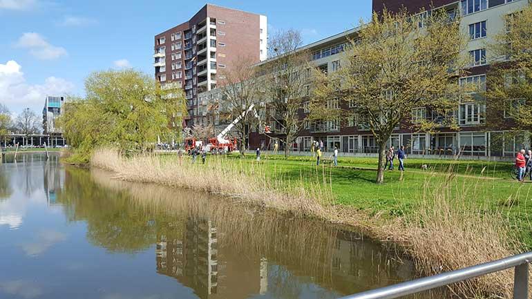 Brand Zwolle