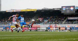 PEC Zwolle Willem II