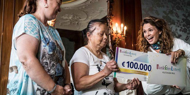 Zwolse vrouw wint 100.000 euro