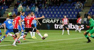 PEC PSV doelpunt Luuk de Jong