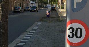 Rembrandtlaan fietsstraat