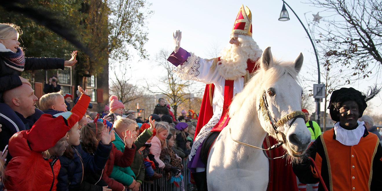 Intocht Sinterklaas in Zwolle 2018