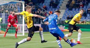 PEC Zwolle en NAC Breda ijskoud de slechtsten