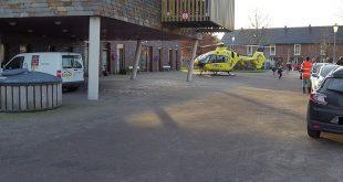 Brand Zonnehuis