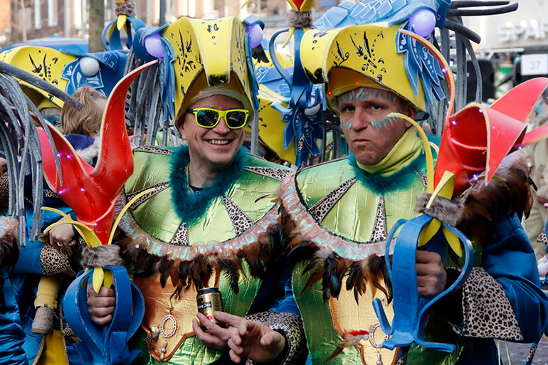 Carnaval Zwolle 2019