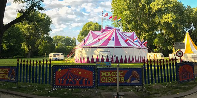 Magic Circus in Zwolle