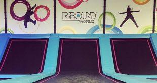 Rebound World moet deuren sluiten wegens inspectie trampolines
