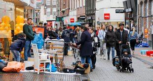 Kleedjesmarkt Zwolle