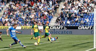 PEC Zwolle Fortuna Sittard 5-0