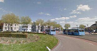 Stationsplein Zwolle