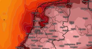 Hitteplan actief, dinsdag 35 graden in Zwolle