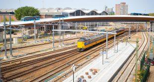 Chaos op spoor bij Zwolle, reizigers in complete verwarring