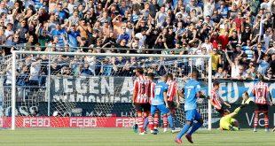 PEC Zwolle pakt eerste punt van het seizoen