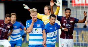 PEC Zwolle druipt af na blamage tegen Willem II