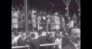 Prachtige beelden van Zwolle uit 1921