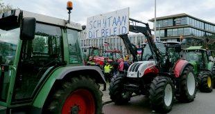 Nieuw protest boeren zorgt voor mega-files, al 30km op A28