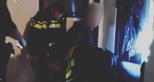 Moedige bewoner in badjas helpt politie bij inbraak in Assendorp
