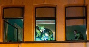Brand in Assendorp, één persoon naar ziekenhuis