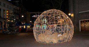 Winterse sferen maken Zwolle weer magisch mooi