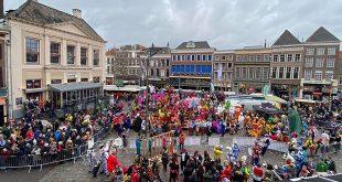 Carnaval is begonnen, Sassendonk viert volop feest