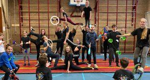 Jeugdcircus in Zwolle houdt open dag